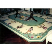 Dining Room Monkey Rug