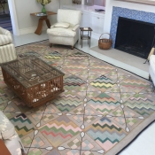 Hand Punch Area Rugs from The Ruggery