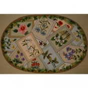 Seed Packet Rug 4ft. x 6ft.