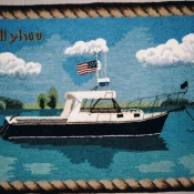 Ballyhoo Fishing Boat
