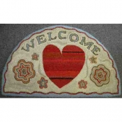 Welcome Heart # 8677