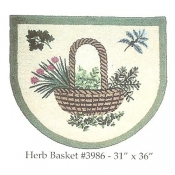 Herb Basket# 3986