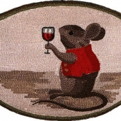 Mouse Toasting # 3734