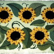 Sunflowers # JO609