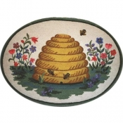 Bee Hive Oval