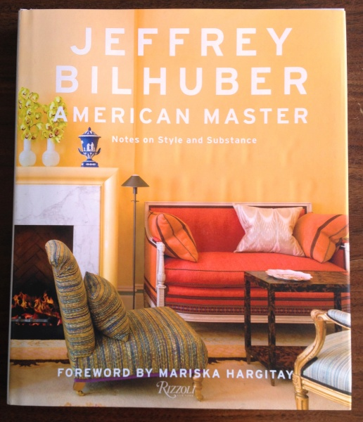 Jefery Bilhubers new publication American Master